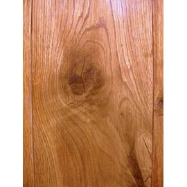 Solid Oak flooring, 20x180 x 500-2900 mm,  Rustic grade, oiled in color CHERRY