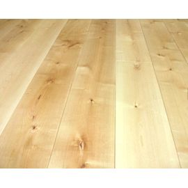 Solid Nordic Birch flooring, 20x180 mm, Nature grade, natural oiled